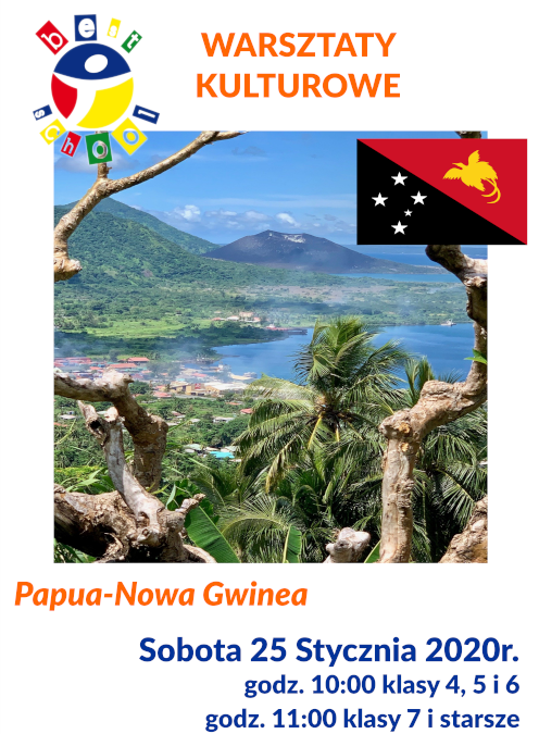 Warsztaty kulturowe: Papua – Nowa Gwinea
